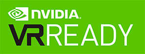 nVIDIA VRready Product at Plonter